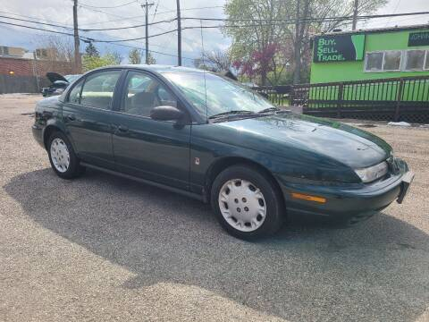 1997 Saturn S-Series for sale at Johnny's Motor Cars in Toledo OH