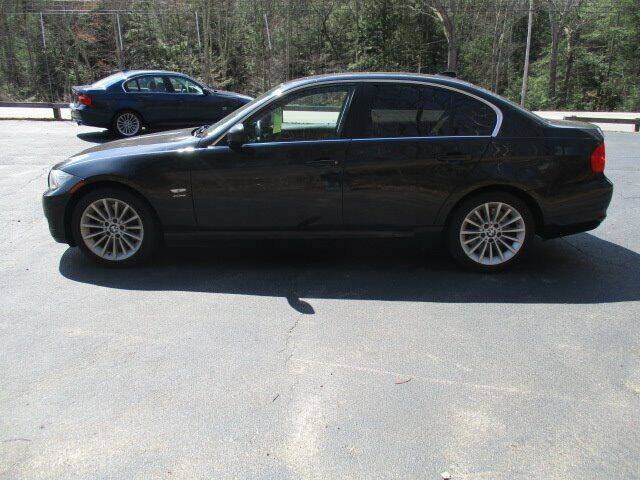 2011 BMW 3 Series for sale at Route 4 Motors INC in Epsom NH