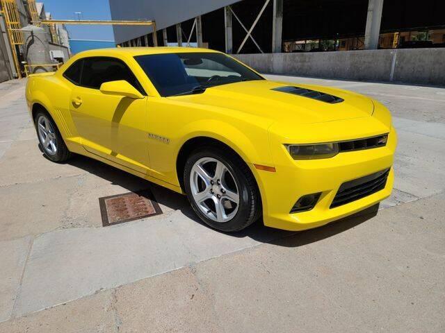 2015 Chevrolet Camaro for sale at NEW UNION FLEET SERVICES LLC in Goodyear AZ