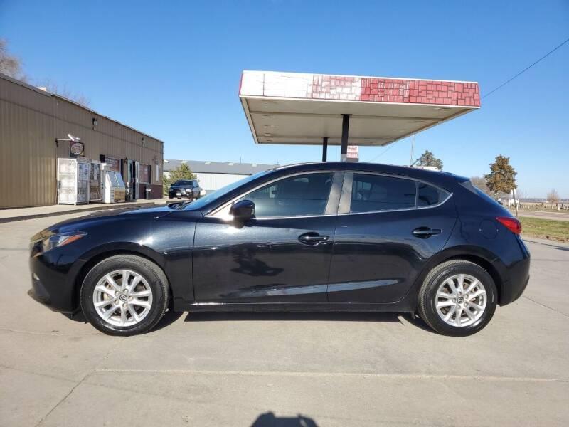 2016 Mazda MAZDA3 for sale at Dakota Auto Inc. in Dakota City NE
