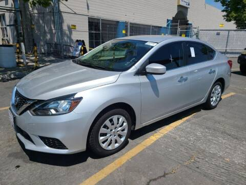 2019 Nissan Sentra for sale at A.I. Monroe Auto Sales in Bountiful UT