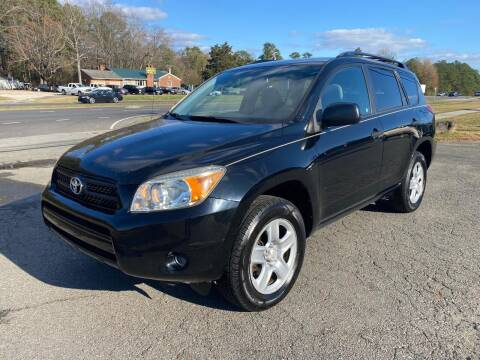 2007 Toyota RAV4 for sale at CVC AUTO SALES in Durham NC