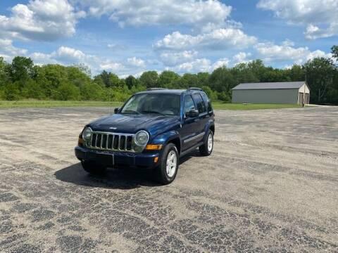 2005 Jeep Liberty for sale at Caruzin Motors in Flint MI