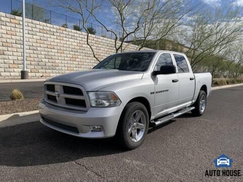 2012 RAM Ram Pickup 1500 for sale at MyAutoJack.com @ Auto House in Tempe AZ