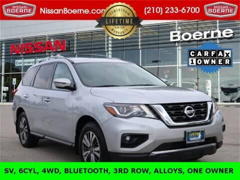 2018 Nissan Pathfinder for sale at Nissan of Boerne in Boerne TX
