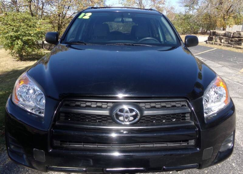 2012 Toyota RAV4 for sale at US Auto Brokers LLC in Kansas City MO