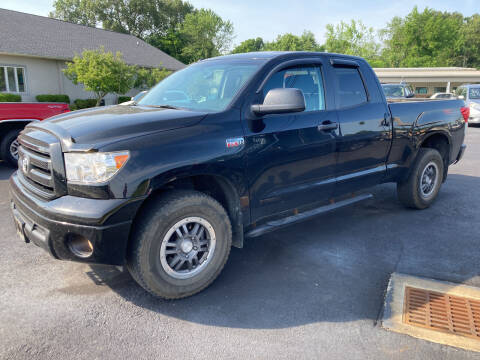 2010 Toyota Tundra for sale at McCully's Automotive - Trucks & SUV's in Benton KY