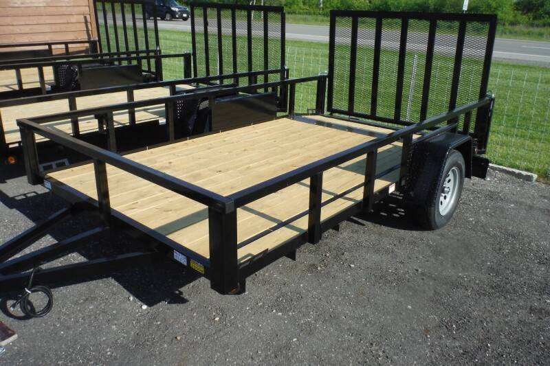 2021 Quality Steel 82 x 12 landscape for sale at Bryan Auto Depot in Bryan OH