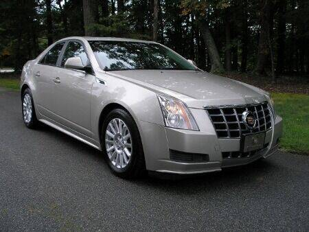 2013 Cadillac CTS for sale at RICH AUTOMOTIVE Inc in High Point NC