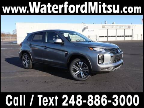 2020 Mitsubishi Outlander Sport for sale at Lasco of Waterford in Waterford MI