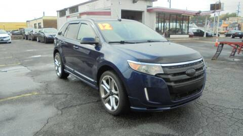 2012 Ford Edge for sale at Absolute Motors in Hammond IN
