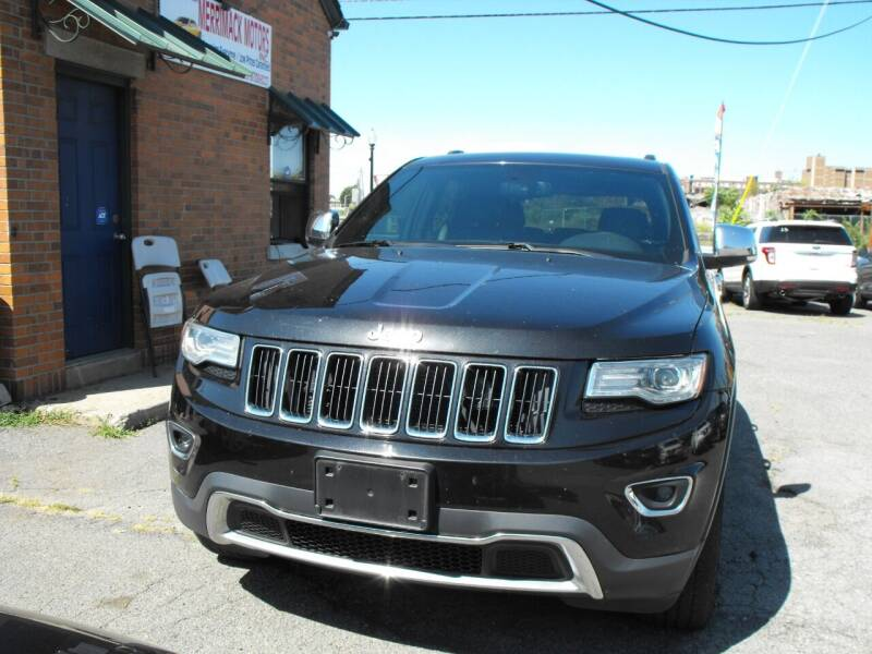 2014 Jeep Grand Cherokee for sale at Merrimack Motors in Lawrence MA