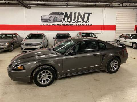 2003 Ford Mustang for sale at MINT MOTORWORKS in Addison IL