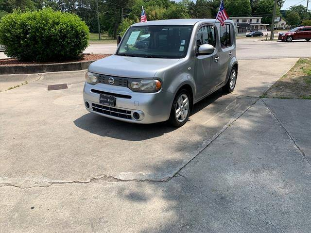 2010 Nissan cube for sale at Kelly & Kelly Auto Sales in Fayetteville NC