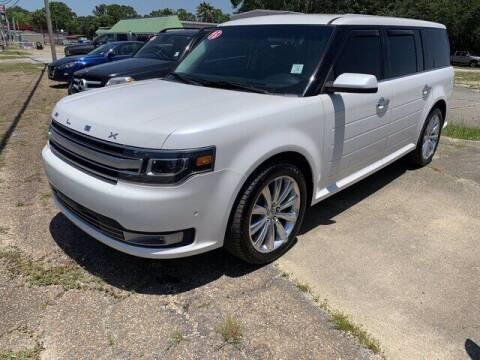 2015 Ford Flex for sale at CROWN  DODGE CHRYSLER JEEP RAM FIAT in Pascagoula MS