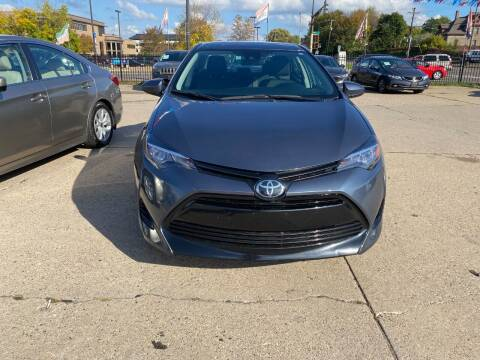 2019 Toyota Corolla for sale at Minuteman Auto Sales in Saint Paul MN