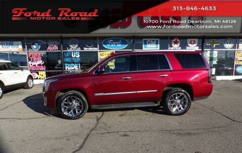 2016 Cadillac Escalade for sale at Ford Road Motor Sales in Dearborn MI