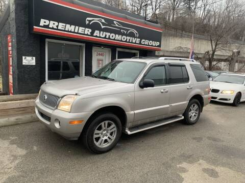 2003 Mercury Mountaineer for sale at Premier Automotive Group in Pittsburgh PA