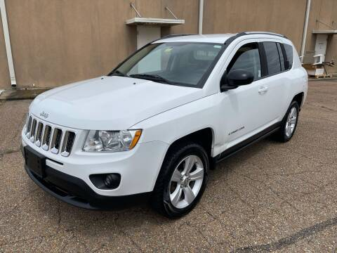 2011 Jeep Compass for sale at The Auto Toy Store in Robinsonville MS