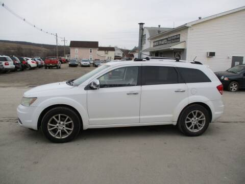 2009 Dodge Journey for sale at ROUTE 119 AUTO SALES & SVC in Homer City PA