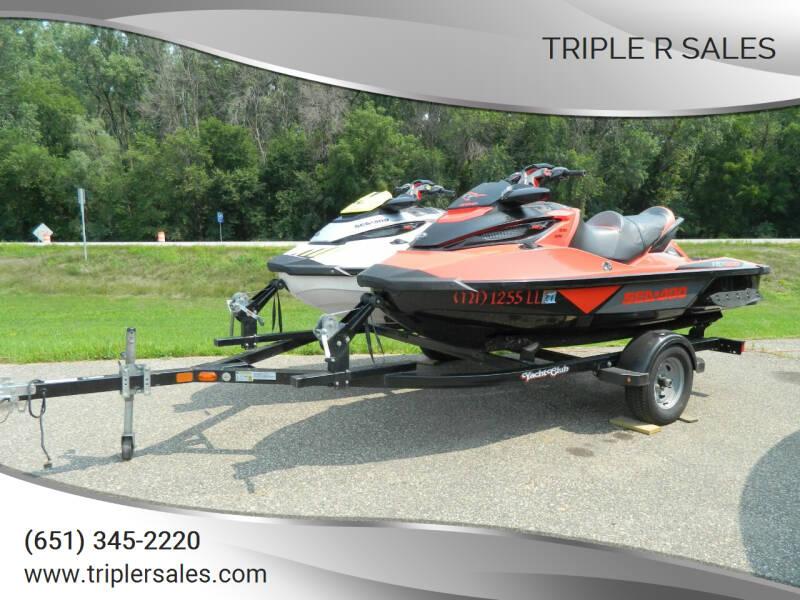 2016 Sea-Doo RXT X 300