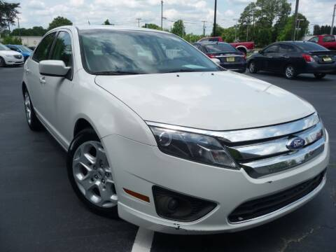 2011 Ford Fusion for sale at Wade Hampton Auto Mart in Greer SC
