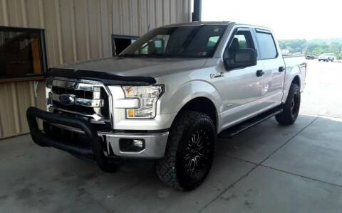 2016 Ford F-150 for sale at Auto Solutions in Maryville TN
