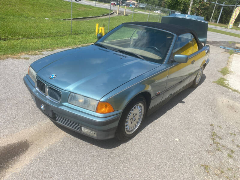 1994 BMW 3 Series for sale at Nash's Auto Sales Used Car Dealer in Milton FL