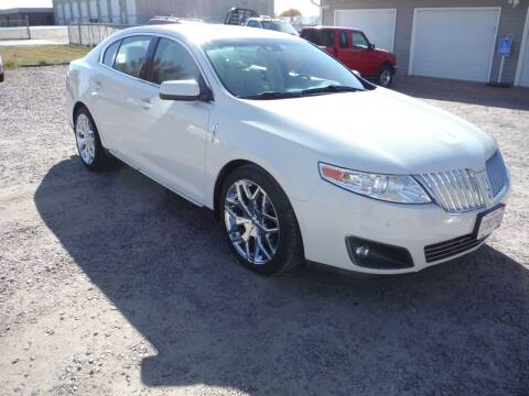 2009 Lincoln MKS for sale at Car Corner in Sioux Falls SD