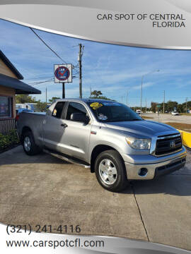2013 Toyota Tundra for sale at Car Spot Of Central Florida in Melbourne FL