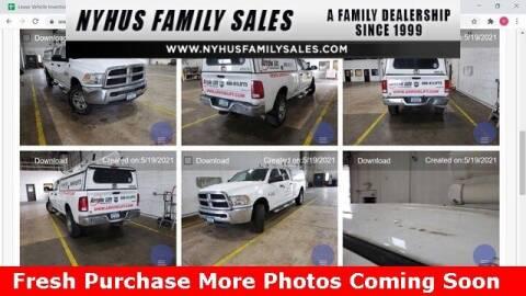 2015 RAM Ram Pickup 3500 for sale at Nyhus Family Sales in Perham MN