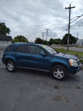2006 Chevrolet Equinox for sale at D and D All American Financing in Warren MI