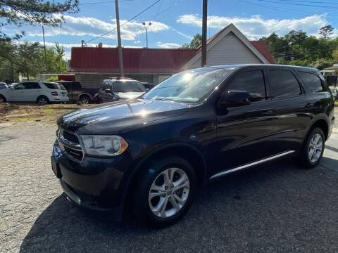 2013 Dodge Durango for sale at Car Online in Roswell GA