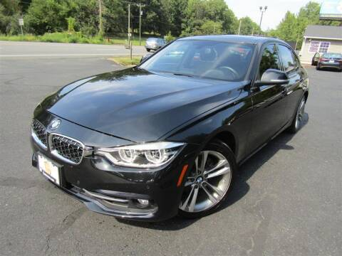 2016 BMW 3 Series for sale at Guarantee Automaxx in Stafford VA