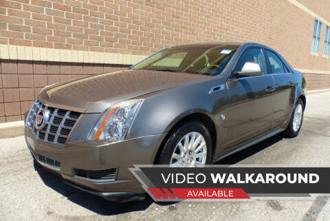 2012 Cadillac CTS for sale at Macomb Automotive Group in New Haven MI