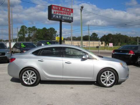 2013 Buick Verano for sale at Checkered Flag Auto Sales EAST in Lakeland FL