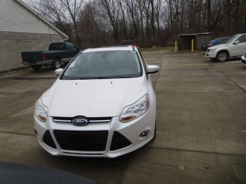 2012 Ford Focus for sale at B & T Auto Sales & Repair in Columbus OH