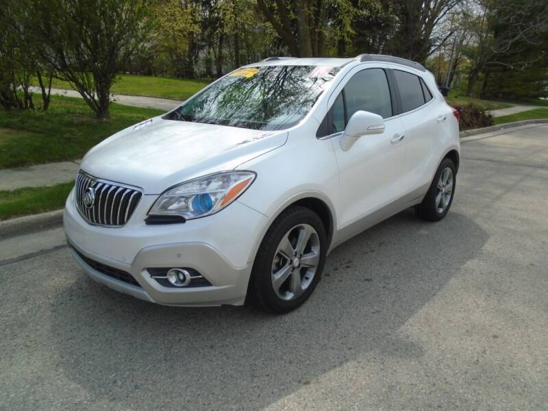 2014 Buick Encore for sale at Waukeshas Best Used Cars in Waukesha WI