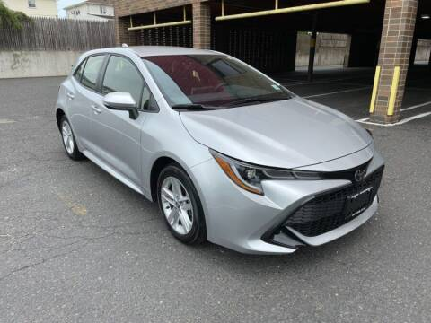 2021 Toyota Corolla Hatchback for sale at Cars With Deals in Lyndhurst NJ