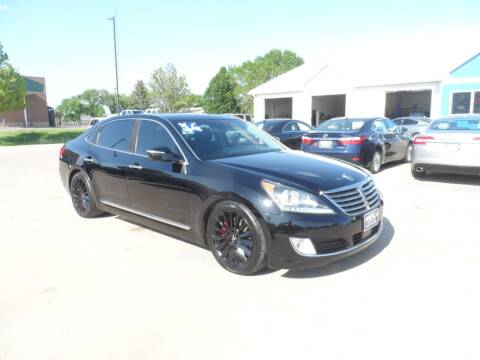 2014 Hyundai Equus for sale at America Auto Inc in South Sioux City NE