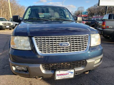 2004 Ford Expedition for sale at Gordon Auto Sales LLC in Sioux City IA