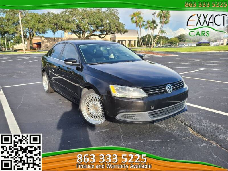 2013 Volkswagen Jetta for sale at Exxact Cars in Lakeland FL