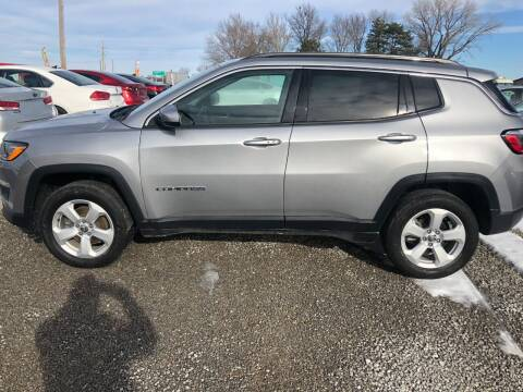 2018 Jeep Compass for sale at LYNDON MOTORS in Lyndon KS