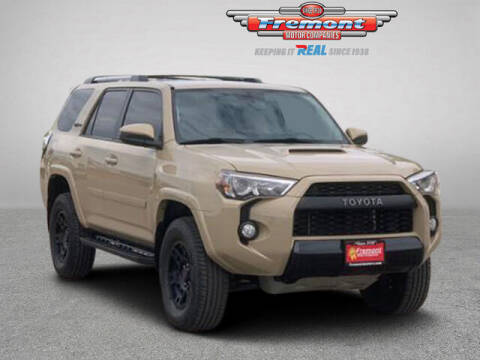 2016 Toyota 4Runner for sale at Rocky Mountain Commercial Trucks in Casper WY