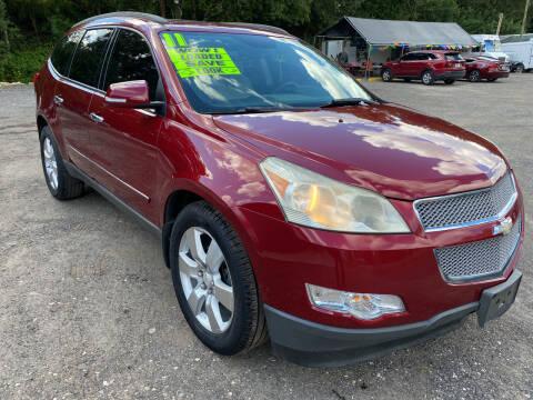2011 Chevrolet Traverse for sale at MISSION AUTOMOTIVE ENTERPRISES in Plant City FL
