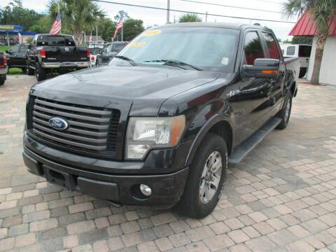 2010 Ford F-150 for sale at Affordable Auto Motors in Jacksonville FL