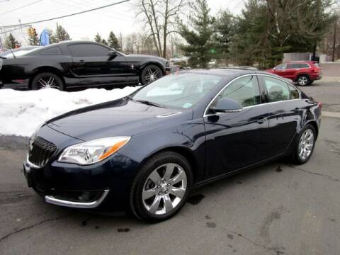 2016 Buick Regal for sale at American Auto Group Now in Maple Shade NJ