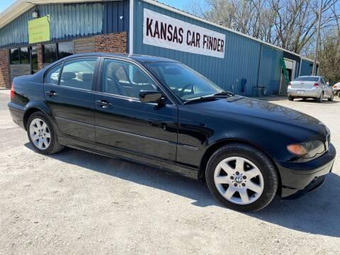 2004 BMW 3 Series for sale at Kansas Car Finder in Valley Falls KS