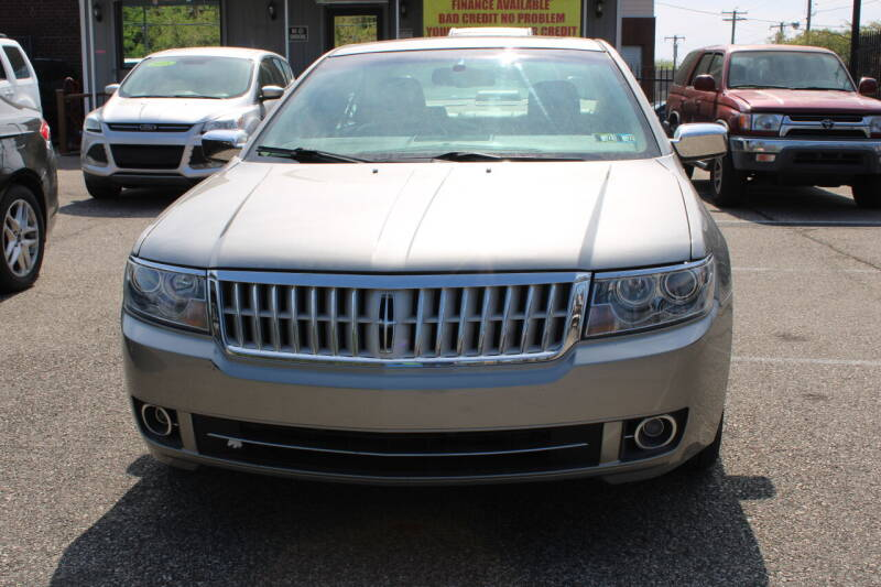 2009 Lincoln MKZ for sale at EZ PASS AUTO SALES LLC in Philadelphia PA