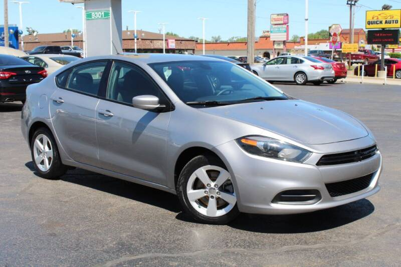 2016 Dodge Dart for sale at Dynamics Auto Sale in Highland IN